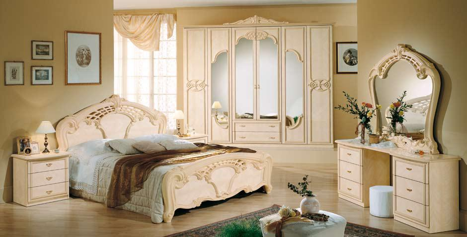 Спальни мебель фото