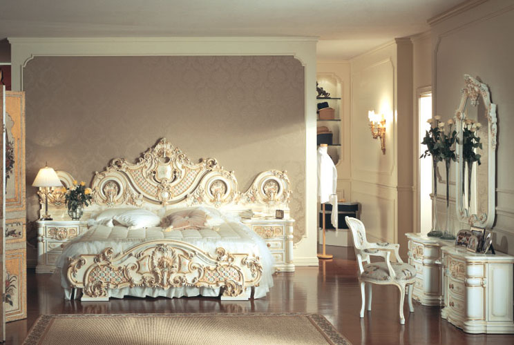 Best Camera Da Letto Barocco Veneziano Pictures - House Interior ...