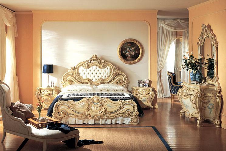 FRANCO ARREDAMENTI - Camera da letto stile barocco veneziano 12